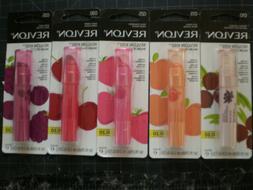 NEW Lot .09oz Revlon Kiss Balm Lip Therapy Variety free ship