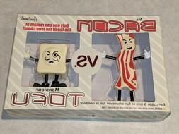 *NEW* MR BACON vs MONSIEUR TOFU  Accoutrements Vegetarian Hu