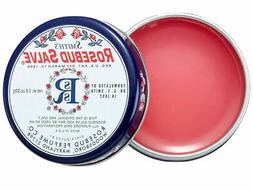 New Rosebud Salve Tin, .8 Ounce Soothes Dry Chapped Lips