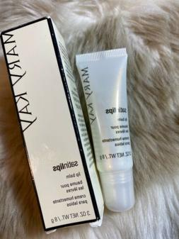 New Mary Kay Satin Lip Balm 0.3oz Heal & Moisturize Dry Chap