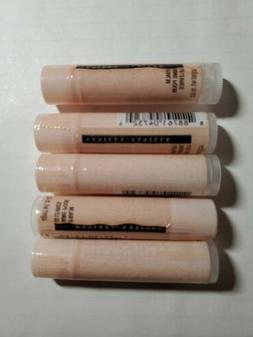 new sealed Avon VANILLA Lip Balm Chapstick - Lot of 5