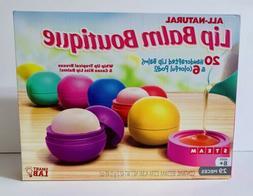 NEW! SmartLab Toys All-Natural Lip Balm Boutique STEAM educa