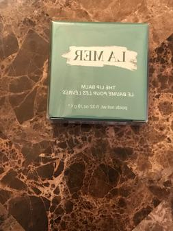 NEW La Mer The Lip Balm 0.32 Oz/9g Sealed.100%Authentic guar