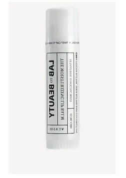 NEW Lab to Beauty The Moisturizing Lip Balm Cooling Mint Ful