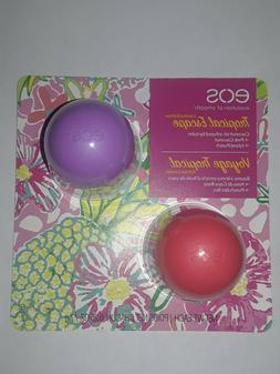 NEW eos Tropical Escape Collection Pink Coconut and Island P