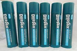 New X6 Blistex Medicated Lip Balm spf 15 Seals in Moisture 6