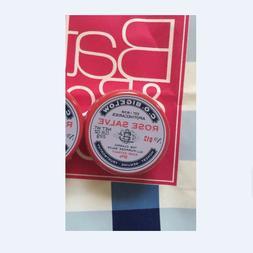NWT Bath & Body Works  C.O. Bigelow Rose Salve Lip Balm - 0.