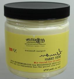 NWT! C.O. Bigelow 32oz. Lemon Body Cream No 005