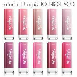 CoverGirl Oh Sugar! Vitamin Infused Lip Balm Gloss CHOOSE YO
