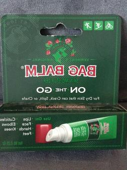 BAG BALM ON THE GO STICK VERMONT'S ORIGINAL FOR LIPS, FACE,