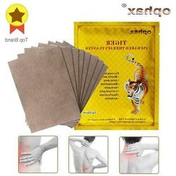 OPHAX 8pcs/bag Tiger Balm Medical Plasters Treat Joint Knee