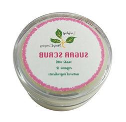 Organic & Natural Flavored Sugar Lip Scrub No More Chapped L
