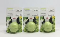 eos Organic Lip Balm, Honeysuckle Honeydew, Certified Organi