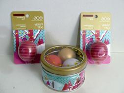 Eos Organic Lip Balm Limited Edition Holiday Gift Set Tin 3
