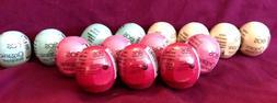 Eos Organic Lip Balm, Mint, Vanilla, Strawberry Sorbet, Pome