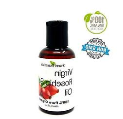 Organic Rosehip Seed Oil | 2oz | Imported From Chile | 100%