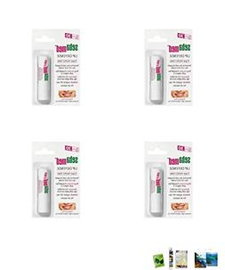 4 Packs Of Sebamed LIP DEFENSE STICK SPF 25/30