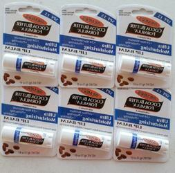Palmer's Cocoa Butter Formula Lip Balm 0.15 oz - 6 Pack Ultr