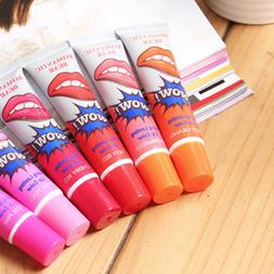 Peel-off Waterproof long lasting <font><b>Lip</b></font> Glo