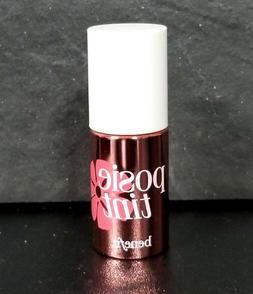 BENEFIT POSIE TINT 0.13 oz POPPY-PINK TINTED LIP AND CHEEK S