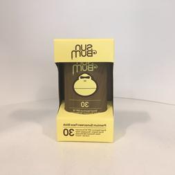 Sun Bum Premium Sunscreen Face Stick SPF 30 *Water Resistant