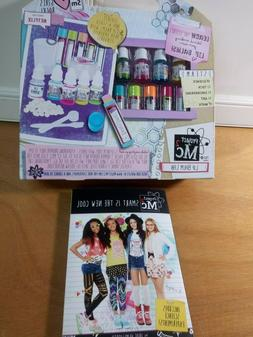 Project Mc2 Create Your Own Lip Balm Lab Kit and book bundle