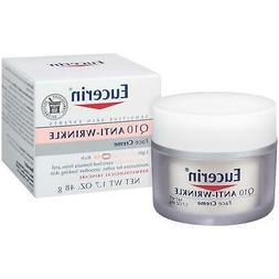 Eucerin Q10 Anti-Wrinkle Sensitive Skin Creme 1.7 oz.