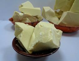 Pure COCOA BUTTER Raw Organic Natural Unrefined Pure Prime P