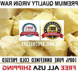 Raw CACAO / COCOA BUTTER Organic Unrefined Natural 100% Pure