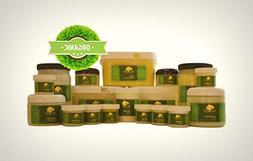 12 LB Premium Raw Illipe Nut Butter Cold Pressed 100% Natura