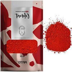 Pifito Red Iron Oxide Pigment Colorants  - Cosmetic Grade Bu