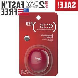 RED Limited Edition | Organic Pomegranate Raspberry Lip Bal