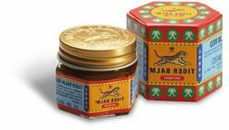 3x 21ml Tiger Balm Red Ointment Muscle Ache Pain Relief Mass