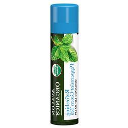 refreshing lip balm peppermint green