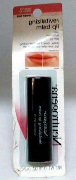 NEUTROGENA Revitalizing Lip Balm HEALTHY BLUSH 20 Sheer Tint