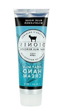Dionis Goat Milk Skincare - Hand Cream Blue Ridge Wildflower