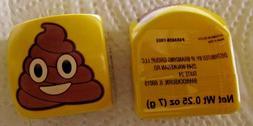 KAOMOJIBALMS Emoji Flavored Lip Balms with Vitamin E Bulk Pa