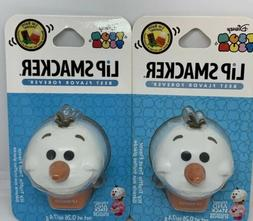 Lip Smackers OLAF Disney Tsum Tsum Easter Gift Chapstick Lip