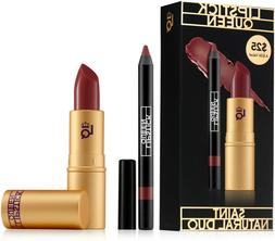 Lipstick Queen Saint Natural Lipstick and Lip Liner Duo New