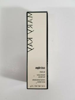 Mary Kay Satin Lips Lip Balm .3 OZ  NEW IN BOX