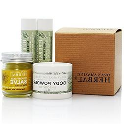 Scent Free Supply KIt Fragrance Free Skincare Travel Set: 2