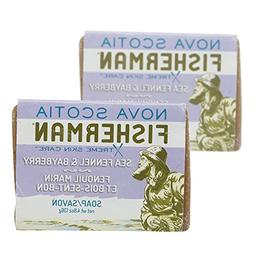 Nova Scotia Fisherman - Hand Poured Soap, All Natural, with
