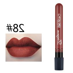 Sexy woman <font><b>Lipstick</b></font> vampire matte waterp