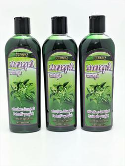 Shampoo Organico BERGAMOTA 3PK Organic Bergamot Stop Hair Lo