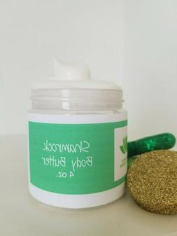 Shamrock Natural Whipped Body Butter with Shea, Cocoa Butter