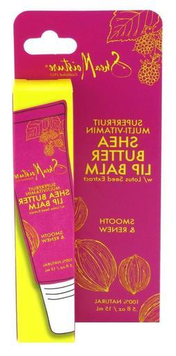 Shea Moisture Shea Butter Vegan Lip Balm SuperFruit Multi-Vi