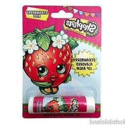 Shopkins Lip Balm Strawberry Kiss