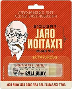 Sigmund Freud's Oral Fixation Lip Balm - Gift Made in The US