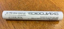 BeautiControl Skinlogics Lip Care Balm SPF 20! Full Size/FRE