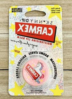 skinny dip unicorn sugar plum lip balm